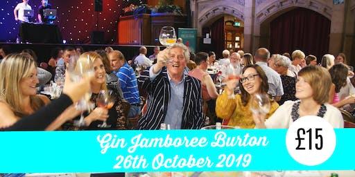 Gin Jamboree Burton