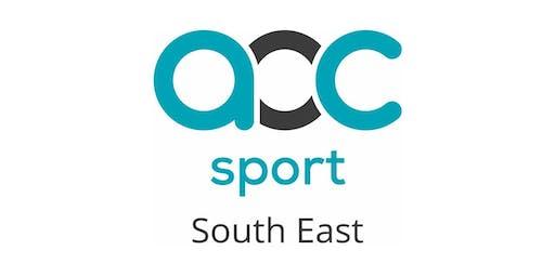 AoC Sport South East Swimming Gala