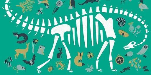 Sgwrs: Casglu Deinosoriaid / Talk: Collecting Dinosaurs