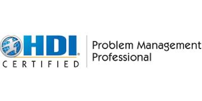 Problem Management Professional 2 Days Training in Dusseldorf