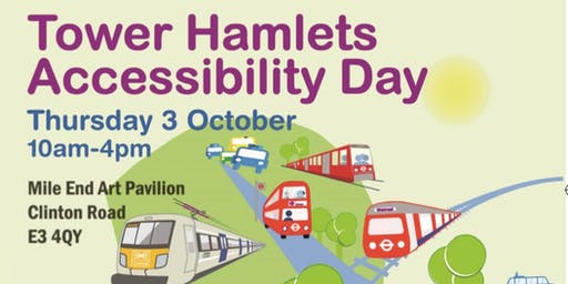 Tower Hamlets Accessibility Day