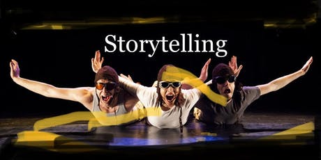 STORYTELLING & PHYSICAL THEATRE tickets