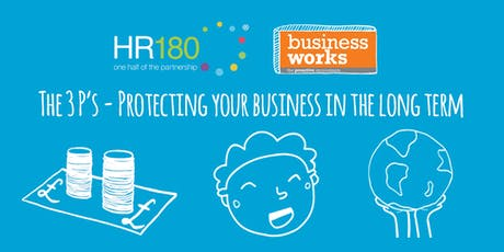 The 3P's - Protecting Your Business in the Long Term tickets
