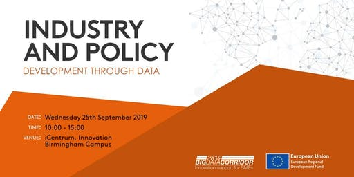 Industry and Policy: Development through Data