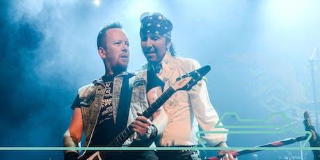Rock på sundet ombord Tycho Brahe, med DJ Freddie M och Bai Bang tickets