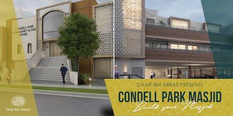 Condell Park Masjid Fundraising Dinner - November 2019 tickets