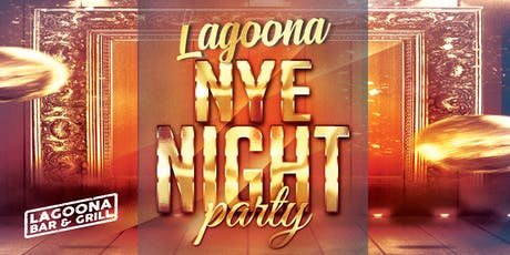 New Year's Eve Party @ Lagoona Park 2019 tickets