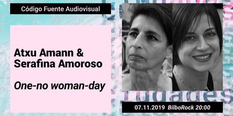 UrbanbatFest2019. ONE-NO WOMAN-DAY _Código Fuente Audiovisual entradas