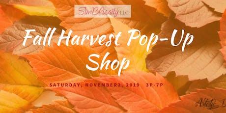 Fall Harvest Pop-Up Shop tickets