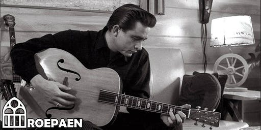 Undercoversessie: Johnny Cash • Roepaen Podium