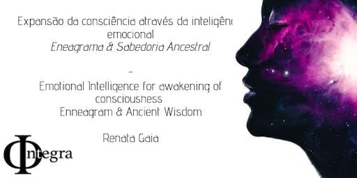 Expansão da consciência através da inteligência emocional.