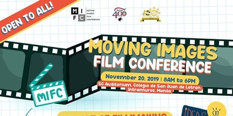 Moving Images Film Conference tickets