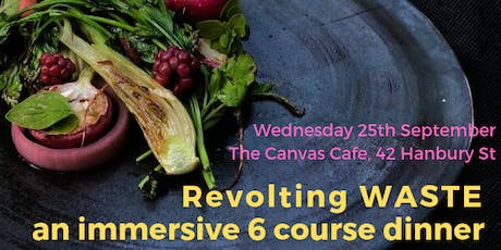 Revolting Vegans Supper Club: Revolting Waste tickets