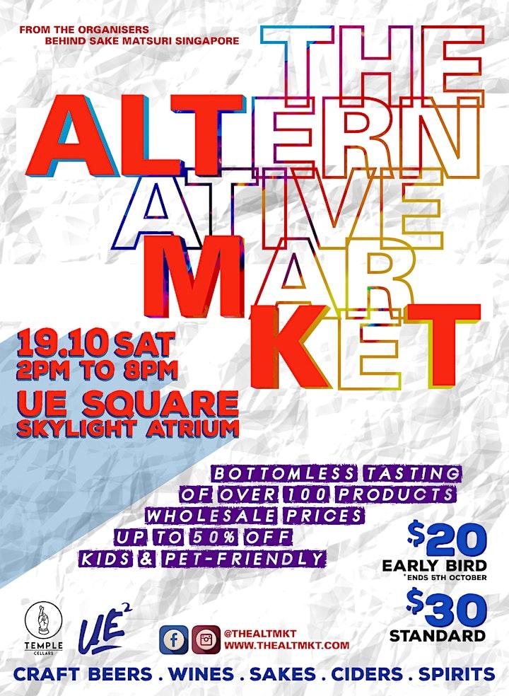 The Alternative Market image