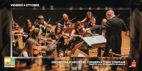 Festival Libri in Cantina - Concerto Conservatorio di Castelfranco Vto biglietti