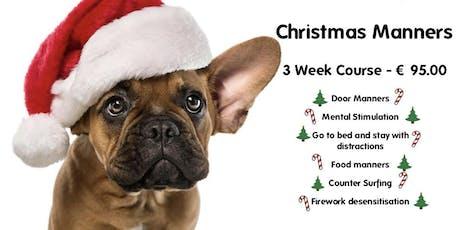 Christmas Manners, DSPCA Indoor Rathfarnham tickets