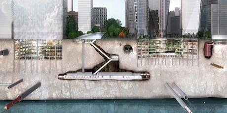 Urban Underground spaces: future questions tickets