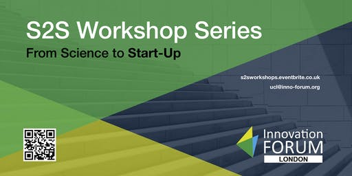 Science to Startup Workshop Series