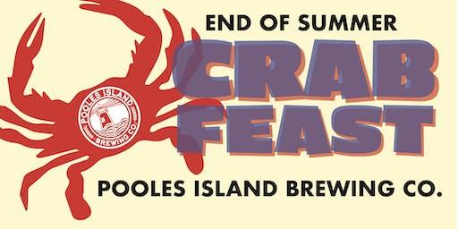Summer Crab Feast