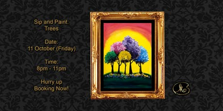 Sip and Paint: Trees tickets