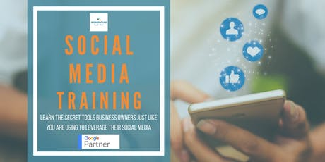 Social Media Training tickets