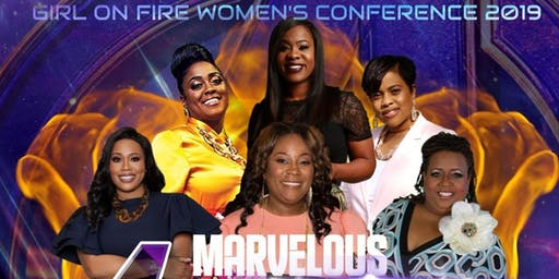 Girl On Fire Women's Conference 2019