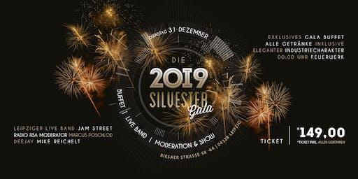 Die Silvester Gala Leipzig