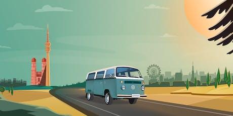Die Freshworks Experience Roadshow kommt nach München tickets