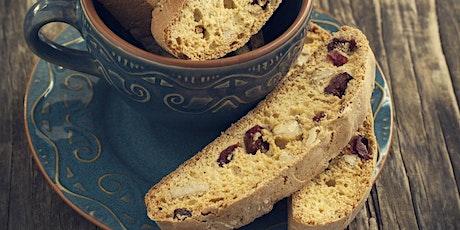 Sunday Morning Kids' Baking Club - Italian Baking tickets