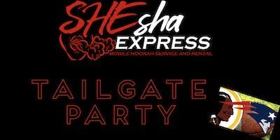 SHEsha Express Tailgate Party