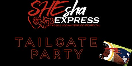 SHEsha Express Tailgate Party tickets