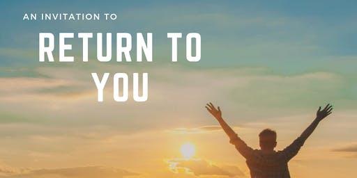 Return To You - Nov 03 2019