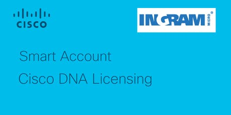 INGRAMMICRO DELAVNICA - CISCO SMART ACCOUNT IN  DNA LICENCIRANJE tickets
