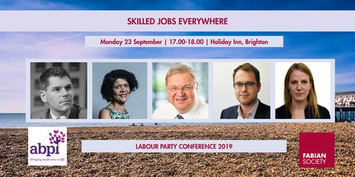 Fabian Fringe: Skilled Jobs Everywhere