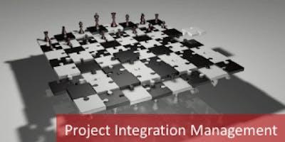 Project Integration Management 2 Days Virtual Live Training in Frankfurt