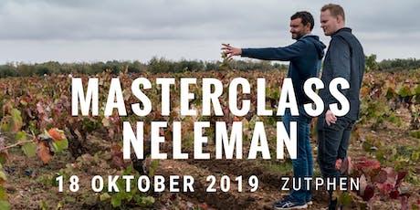 Masterclass Neleman (Special guest: Diego Fernández Pons) tickets