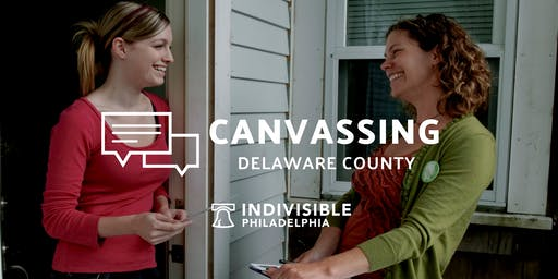 Canvassing: Delaware County (Upper Darby)