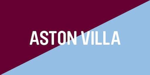 Full Match Day Experience - Manchester United v Aston Villa