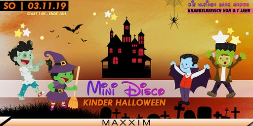MINI DISCO | Kinder Halloween