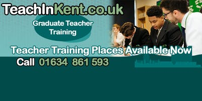 Teach in Kent Information Evening