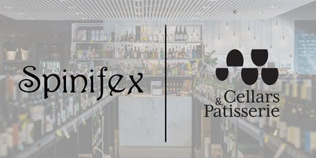 Spinifex Tasting at the Stirling Hotel Cellars and Patisserie tickets