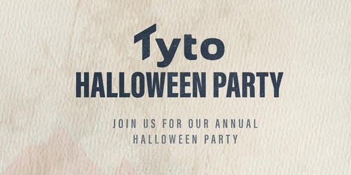 Tyto Halloween Party
