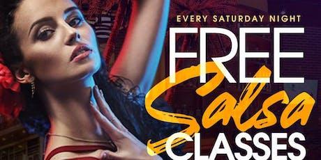 Salsa & Bachata - Vida Tropical Saturdays tickets