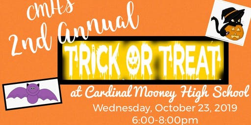 Trick or Treat at Cardinal Mooney High School