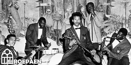 Undercoversessie: Otis Redding • Roepaen Podium tickets