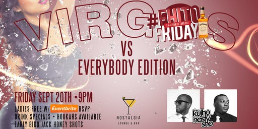 FHITO: Virgos vs Everybody Edition