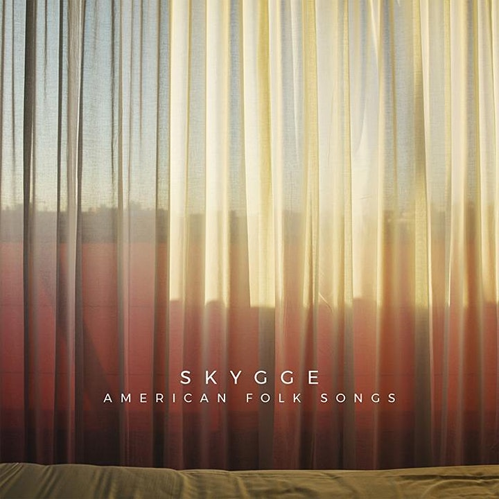 SKYGGE + artificial intelligence - New EP release event image