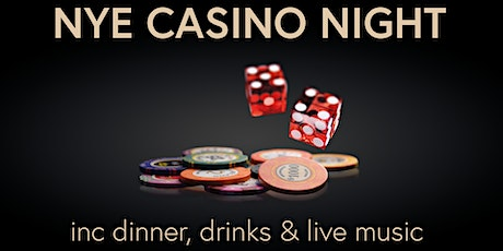 Woodforde's Presents: New Years Eve Casino  Night tickets