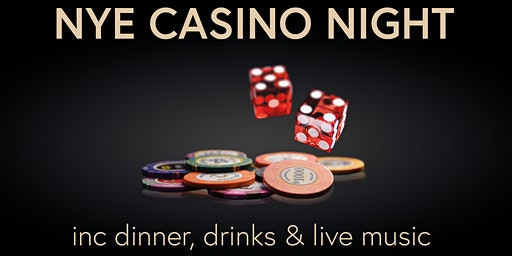 Woodforde's Presents: New Years Eve Casino  Night