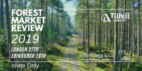 The UK Forest Market Review 2019 tickets